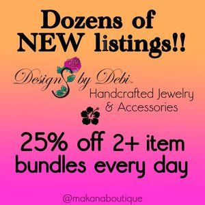 DOZENS of new Listings!!